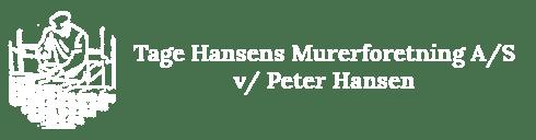 Tage Hansens Murer forretning A/S